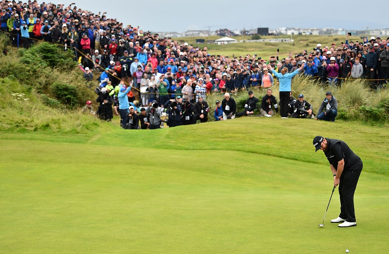 Watch British Open live